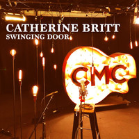 Catherine Britt - Swinging Door (Live Acoustic)