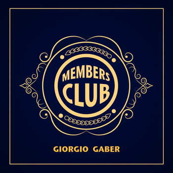 Giorgio Gaber - Members Club