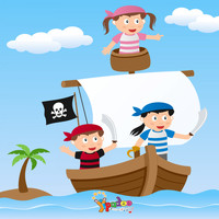 Mr Yipadee / - Pirate Party Time For Kids