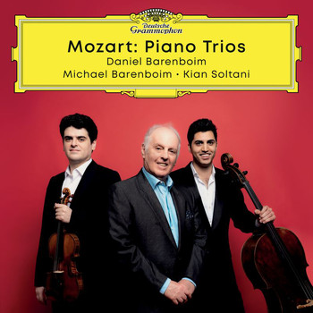 Daniel Barenboim - Mozart: Divertimento in B-Flat Major, K. 254: 1. Allegro assai