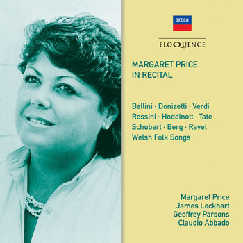 Margaret Price - Margaret Price In Recital