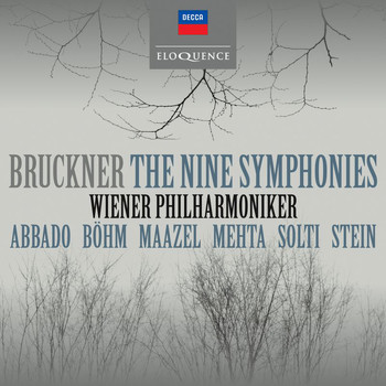 Wiener Philharmoniker - Bruckner: The Nine Symphonies