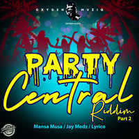 Various Artists - Party Central Riddim Pt. 2