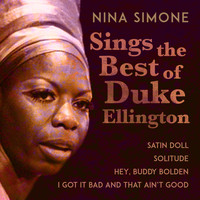 Nina Simone - Sings the Best of Duke Ellington