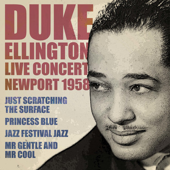 Duke Ellington - Live Concert Newport 1958