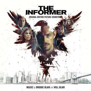 Brooke Blair - The Informer (Original Motion Picture Soundtrack)