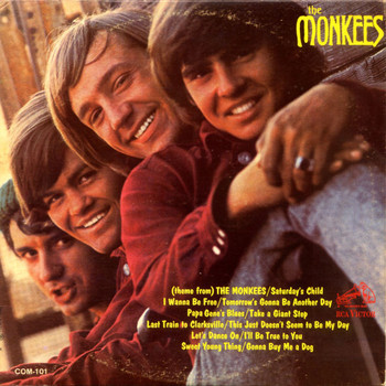 The Monkees - Meet the Monkees