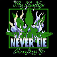 Wiz Khalifa - Never Lie (feat. Moneybagg Yo)