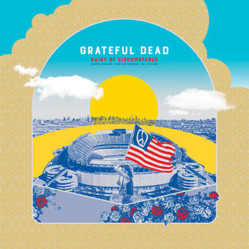 Grateful Dead - Cassidy (Live at Giants Stadium, East Rutherford, NJ, 6/17/91)