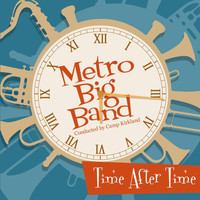 Metro Big Band - Time After Time