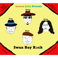 Swan Bay Rock - Lemon Jelly Dreams