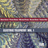 Telepathic Band featuring Daniel Carter, Patrick Holmes, Matthew Putman, Hilliard Greene and Federico Ughi - Electric Telepathy, Vol. 1 (feat. Daniel Carter, Patrick Holmes, Matthew Putman, Hilliard Greene & Federico Ughi)