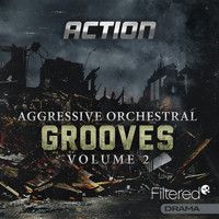 Ah2 - Aggressive Orchestral Grooves, Vol. 2