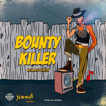 Bounty Killer - Bounty Killer (Remastered) (Explicit)