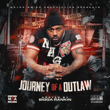 Outlaw - Journey of a Outlaw (Explicit)