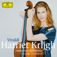 Harriet Krijgh - Vivaldi: Cello Concerto in F Major, RV412: 2. Larghetto