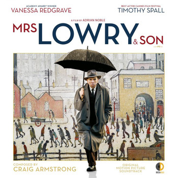 Craig Armstrong - Mrs. Lowry And Son (Original Motion Picture Score)