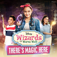 "Daiyan Trisha - There's Magic Here (From ""Wizards of Warna Walk"")"