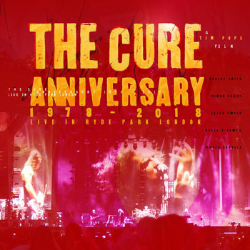 The Cure - Friday I'm In Love (Live)