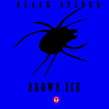 Brown Ice - Black Spider