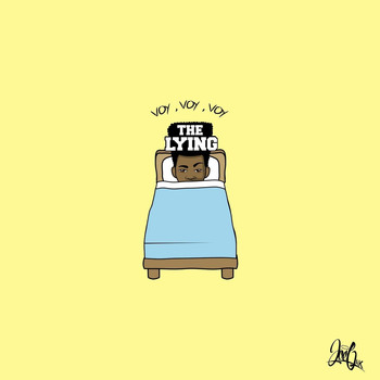 The Lying - Voy (feat. Ari Carrillo)