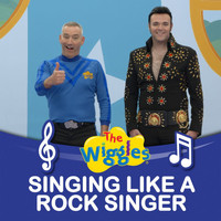 The Wiggles - Singing Like A Rock Singer