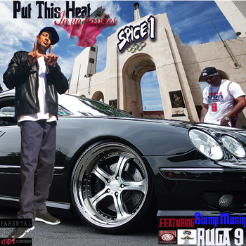 SPICE 1 - Put This Heat In Yo Panties (feat. Ruga 9) (Explicit)