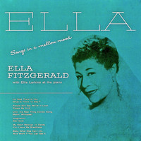 Ella Fitzgerald - Songs In A Mellow Mood (Remastered)
