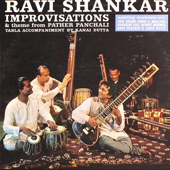 Ravi Shankar - Improvisations (Remastered)