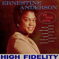 Ernestine Anderson - My Kinda Swing! (Remastered)