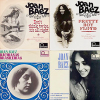 Joan Baez - Her Classic 1960s British EPs (Remastered)