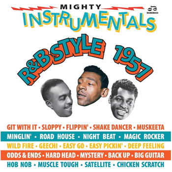 Various Artists - Mighty Instrumentals R&B Style 1957