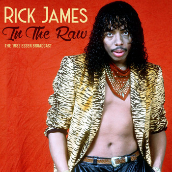 Rick James - In The Raw (Live 1982)