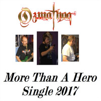 Ozmathoq - More Than a Hero - Single