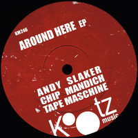 Andy Slaker - Around Here