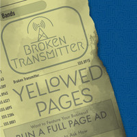 Broken Transmitter - Yellowed Pages