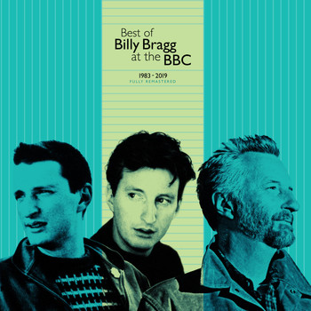 Billy Bragg - A New England (John Peel Session, 27th July 1983)