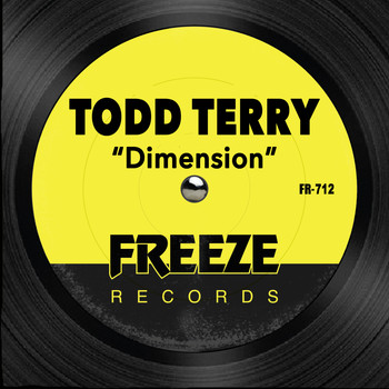 Todd Terry - Dimension