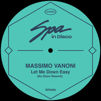 Massimo Vanoni - Let Me Down Easy (nu Disco Rework)