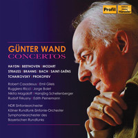 Günter Wand - Haydn, Mozart, Beethoven & Others: Concertos & Other Orchestral Works