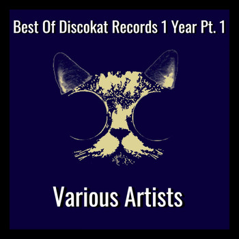 Various Artists - Best Of Discokat Records 1 Year Pt. 1