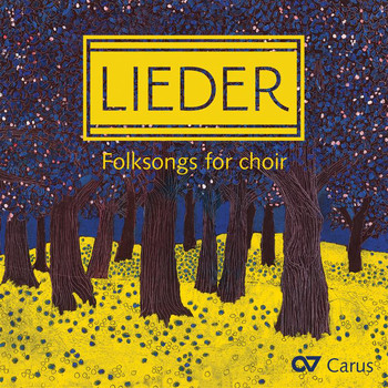 Various Artists - Lieder: Folksongs for Choir