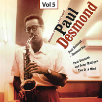 Paul Desmond - Milestones of a Jazz Legend - Paul Desmond, Vol. 5