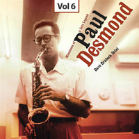 Paul Desmond - Milestones of a Jazz Legend - Paul Desmond, Vol. 6
