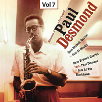 Paul Desmond - Milestones of a Jazz Legend - Paul Desmond, Vol. 7