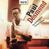 Paul Desmond - Milestones of a Jazz Legend - Paul Desmond, Vol. 8