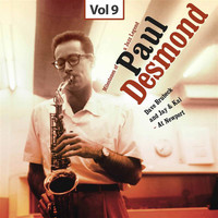 Paul Desmond - Milestones of a Jazz Legend - Paul Desmond, Vol. 9