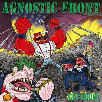 Agnostic Front - Spray Painted Walls (Explicit)