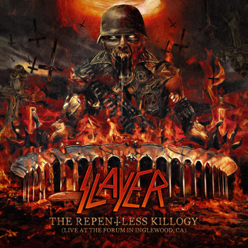 Slayer - Repentless (Live [Explicit])