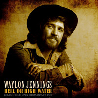 Waylon Jennings - Hell or High Water (Live 1978)
